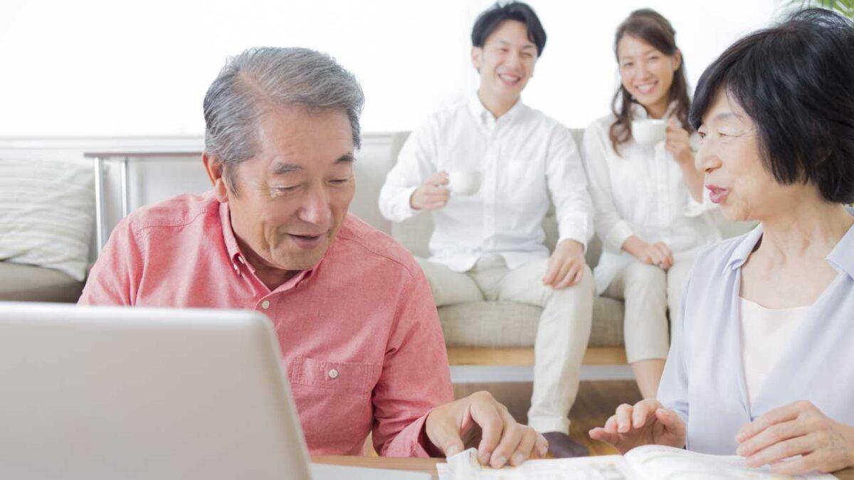 老人ホーム探しは何歳から始める?